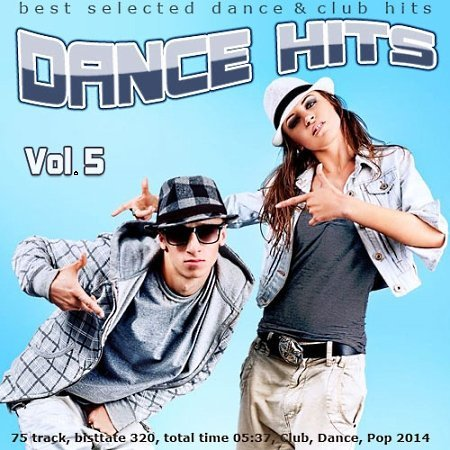 VA - Dance Hits Vol. 5 (2017) MP3