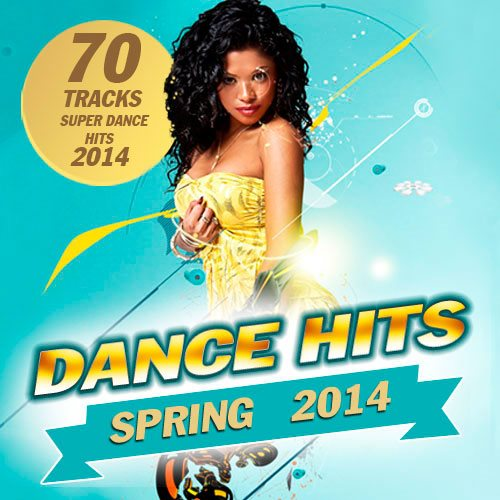 VA - Dance Hits. Spring 2016 (2017) MP3