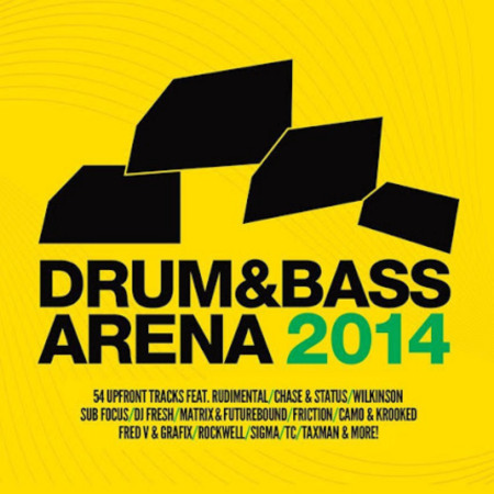VA - Drum & Bass  Arena 2016 (2017) MP3