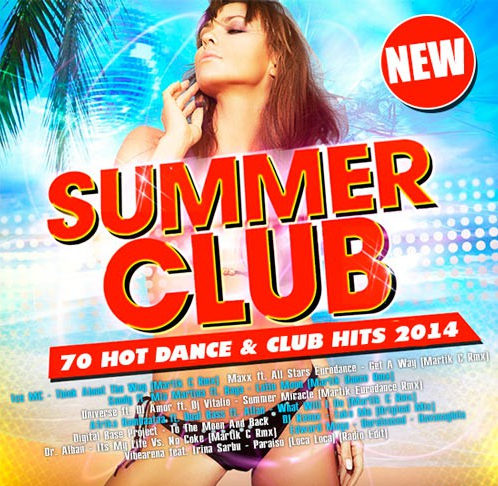 VA - Summer Club (2016) MP3