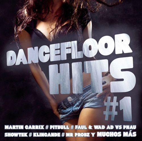 VA - Dancefloor Hits #1 (2017) MP3