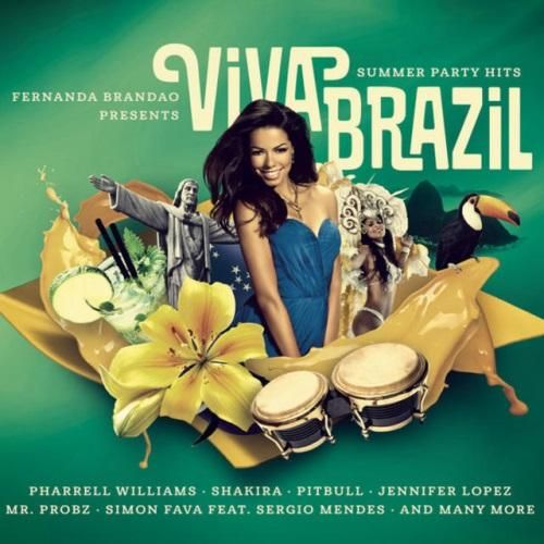 VA - VIVA Brazil - Summer Party Hits (2016) ...