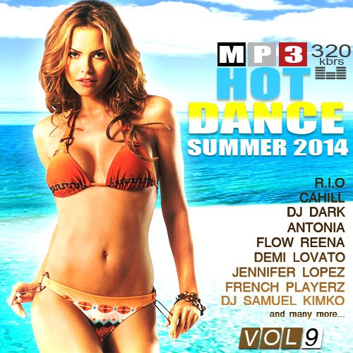 VA - Hot Dance Summer Vol.9 (2016) MP3