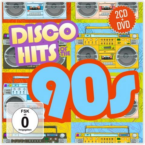 VA - Disco Hits of the 90's (2017) MP3